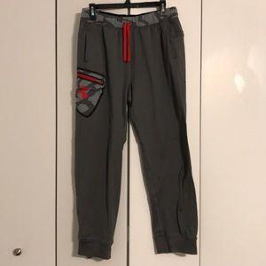 Under Armour Men's L Grey sweatpants